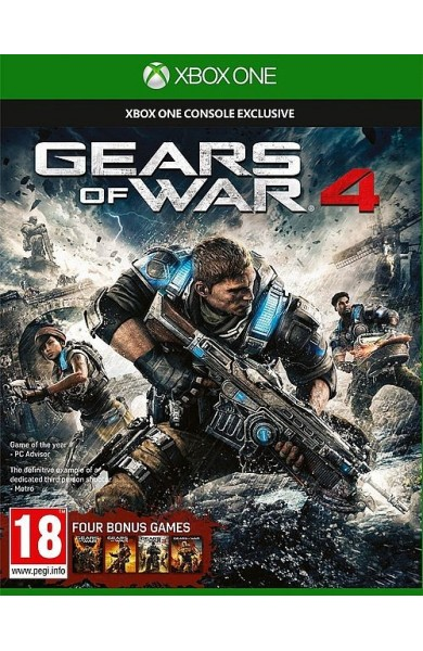 Gears of War 4 XBOX