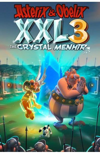 Asterix & Obelix XXL 3: The Crystal Menhir - Steam