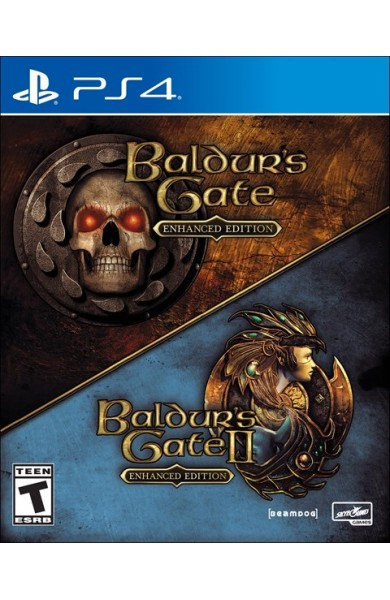 Baldurs Gate and Baldurs Gate II 2: Enhanced Editions