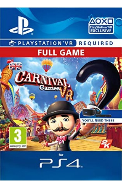 Carnival Games VR INSTANT DOSTAVA SA PayPal/Credit Cards