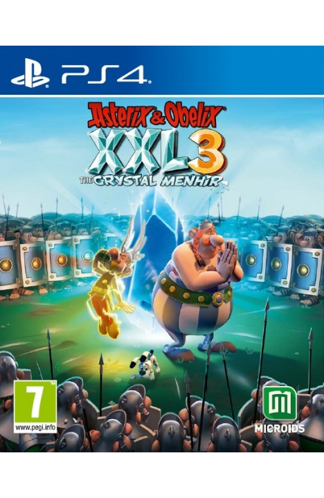 Asterix & Obelix XXL3: The Crystal Menhir INSTANT DOSTAVA SA PayPal/Credit Cards