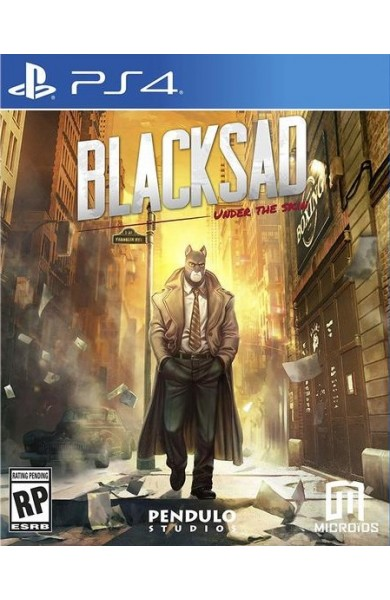 Blacksad: Under the Skin INSTANT DOSTAVA SA PayPal/Credit Cards