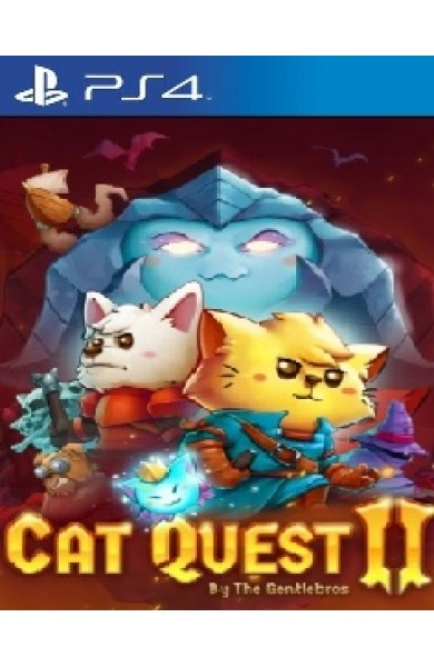Cat Quest II 2