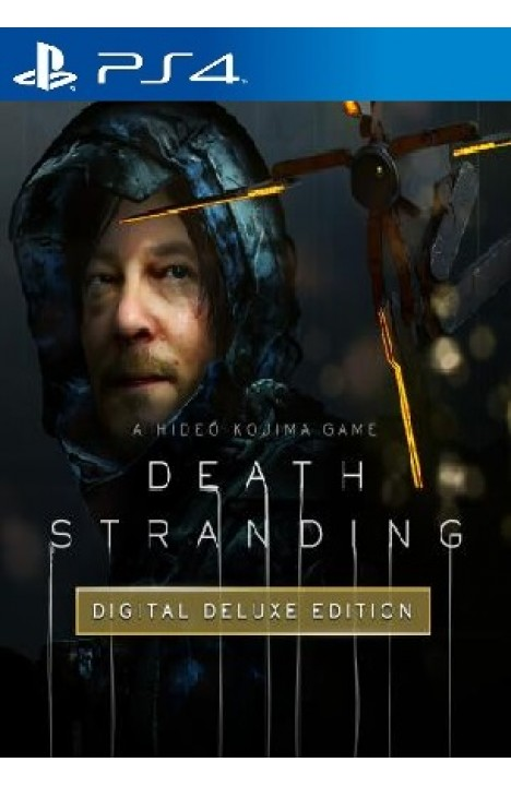 DEATH STRANDING Digital Deluxe Edition PRE-ORDER