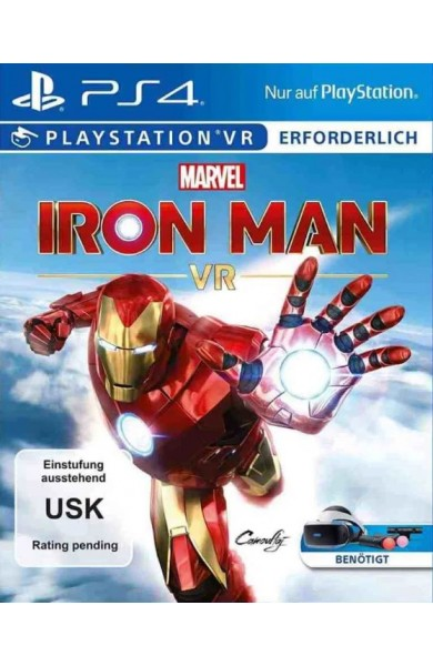 Marvels Iron Man VR PRE-ORDER