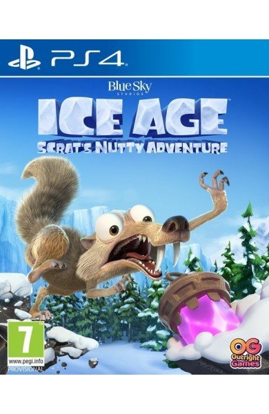 Ice Age Scrats Nutty Adventure!