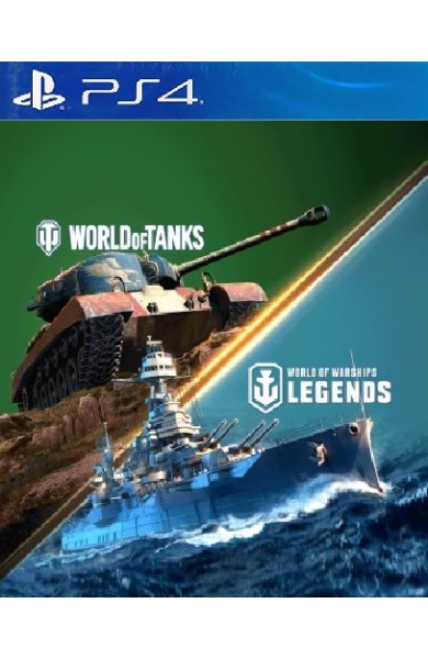 Wargaming World Of Tanks - Mercenaries and Legends