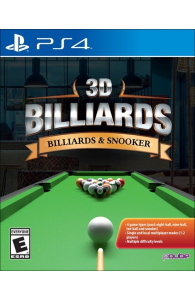 3D Billiards: Billiards & Snooker INSTANT DOSTAVA SA PayPal/Credit Cards