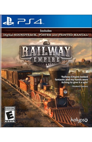 Railway Empire INSTANT DOSTAVA SA PayPal/Credit Cards