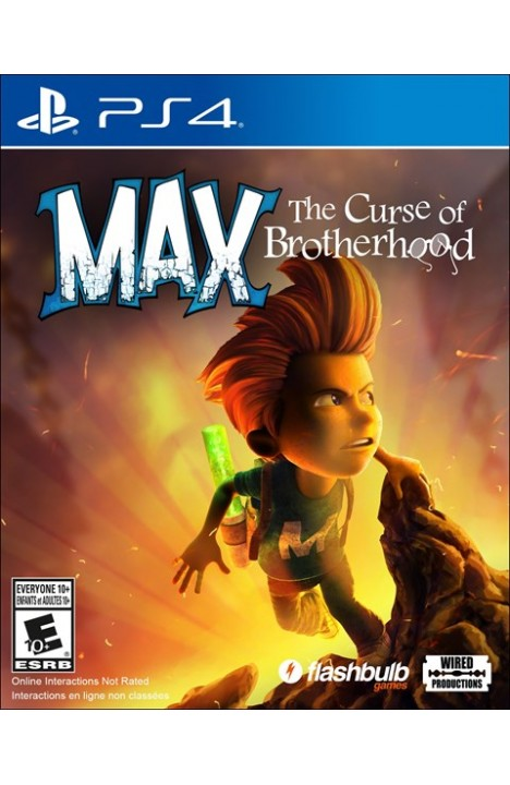 Max: The Curse of Brotherhood INSTANT DOSTAVA SA PayPal/Credit Cards