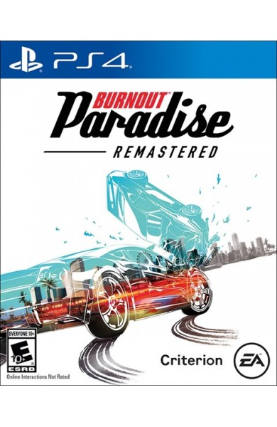 Burnout Paradise Remastered INSTANT DOSTAVA SA PayPal/Credit Cards