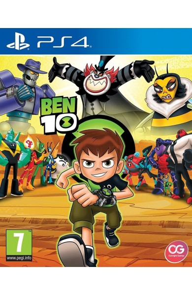 Ben 10 INSTANT DOSTAVA SA PayPal/Credit Cards