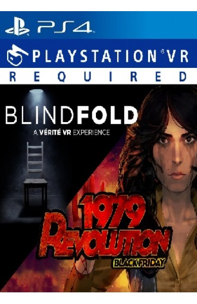 1979 Revolution: Black Friday And Blindfold Bundle