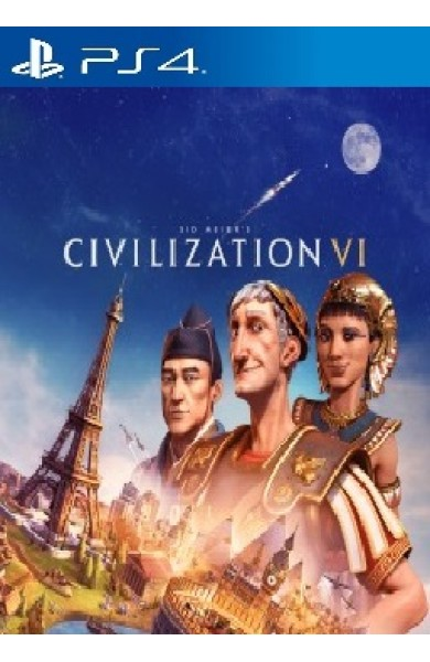 Sid Meiers Civilization VI 6 INSTANT DOSTAVA SA PayPal/Credit Cards