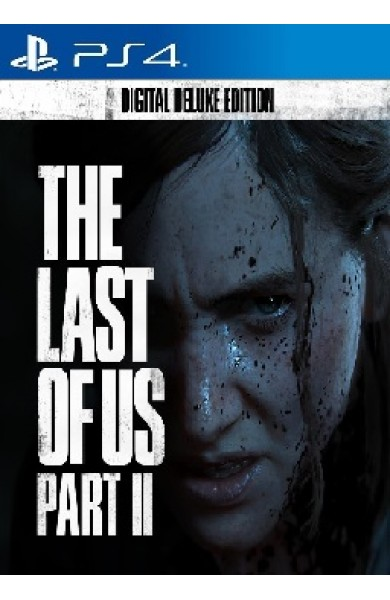 The Last of Us Part II Digital Deluxe Edition PRE-ORDER
