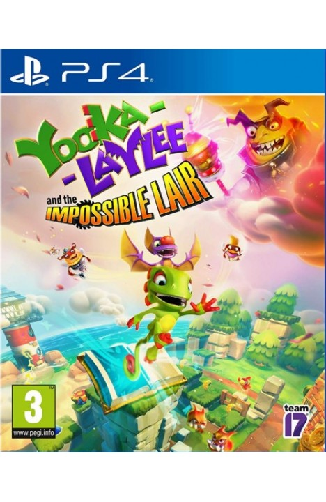 Yooka-Laylee and the Impossible Lair (Pre-Order)