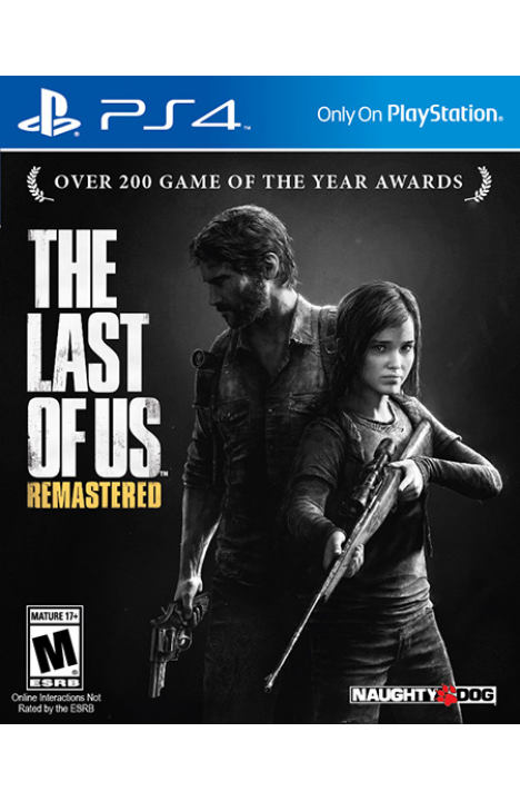 The Last of Us Remastered INSTANT DOSTAVA SA PayPal/Credit Cards