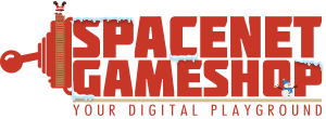 SpaceNET Gameshop